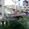 fabrication elbow busbar assembly machine for elbow busduct profile production