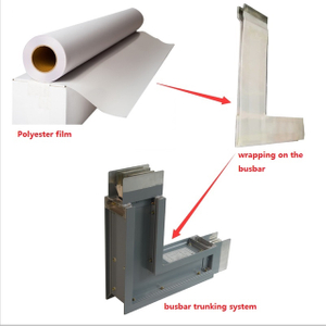 Fire Proof Class B Mylar Film from China for isolation wrapping